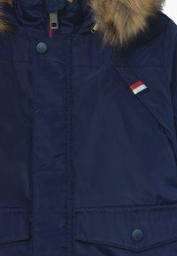 Lemon Beret - SMALL BOYS - Płaszcz zimowy - navy blazer - 6