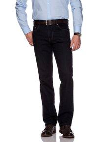 BRAX - COOPER - Straight leg jeans - darkblue - 0