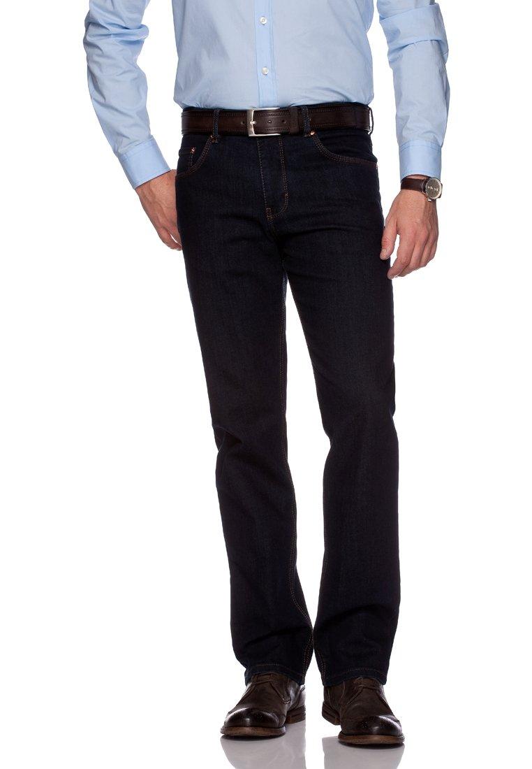 BRAX - COOPER - Straight leg jeans - darkblue
