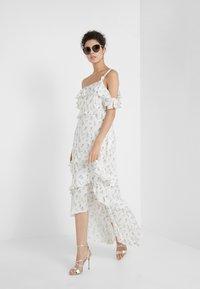Rachel Zoe - JOANNA DRESS - Maxi dress - off-white/multi-coloured - 1
