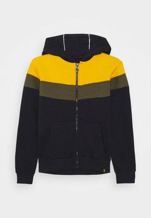 BOYS CARDIGAN - Luvtröja - navy blazer