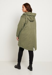 MY TRUE ME TOM TAILOR - WINTER - Parka - olive night green - 2