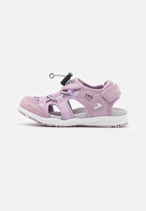 THRILL UNISEX - Walking sandals - lilac/light lilac