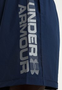 Under Armour - WORDMARK - Sports shorts - academy/graphite - 5