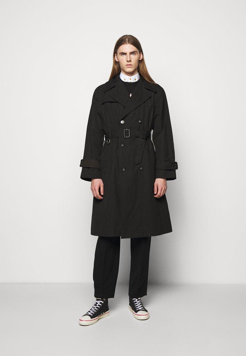 Vivienne Westwood - BEN - Trenchcoat - black