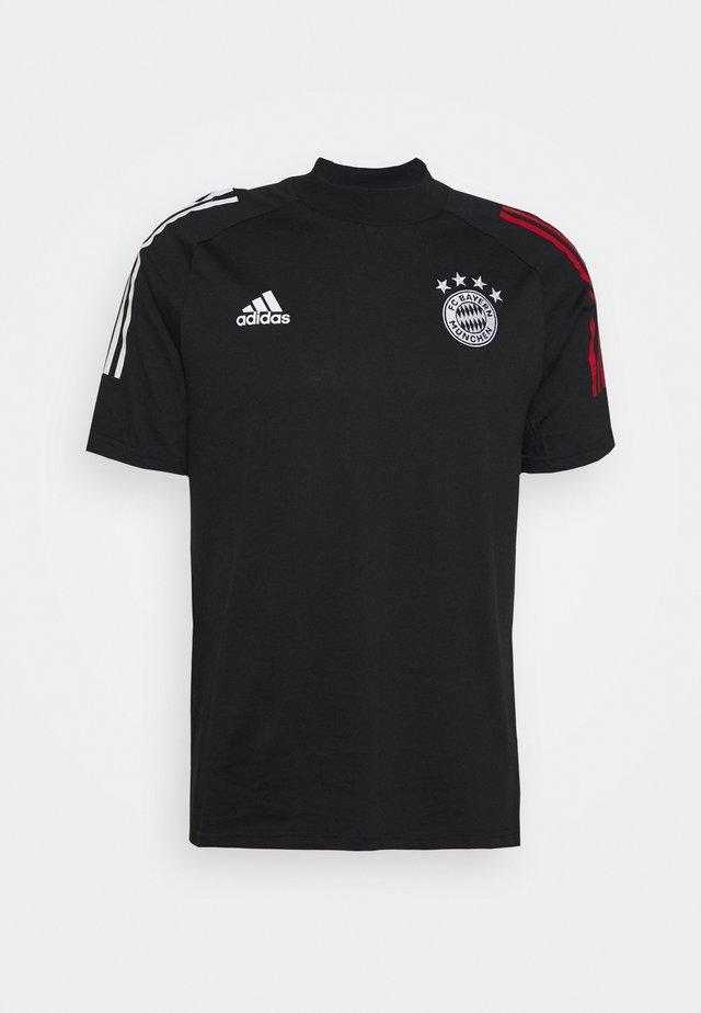 FC BAYERN MÜNCHEN TEAMLINE - Article de supporter - black/fcbtru