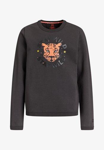 NORMAL FIT - Sweatshirt - black