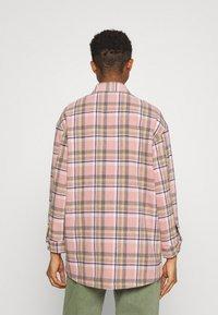 ONLY - ONLELLENE VALDA CHACKET - Summer jacket - rose smoke/pink/purple - 2