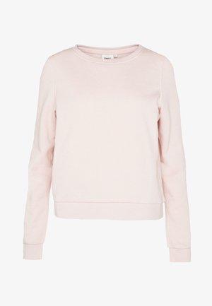 ONLWENDY ONECK - Felpa - light pink