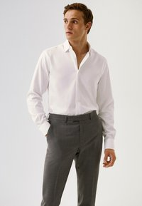 Massimo Dutti - SLIM-FIT - Formal shirt - white - 3