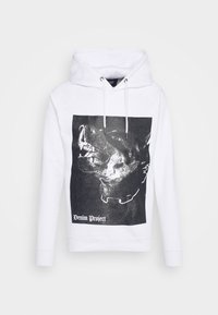 Denim Project - DOG HOODIE - Sweatshirt - white - 3