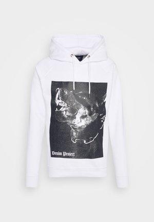 DOG HOODIE - Sweater - white