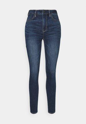 Slim fit jeans - dark wash