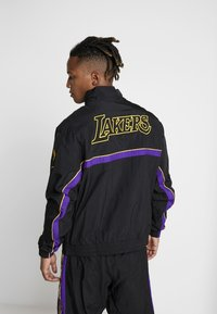 Nike Performance - NBA LA LAKERS RETRO TRACKSUIT - Pelipaita - black/field purple - 2