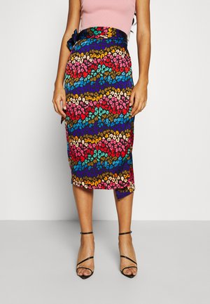 MULTI USE LEO JASPRE SKIRT - Pencil skirt - multi