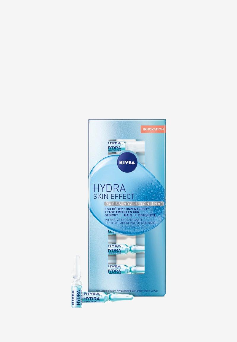 Nivea - HYDRA SKIN EFFECT 7 DAYS AMPOULS TREATMENT - Olio viso - -