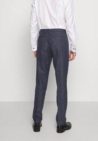 Tommy Hilfiger Tailored - BLEND  SLIM FIT SUIT - Suit - blue - 5