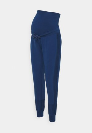 MLBELMA PANTS - Tracksuit bottoms - estate blue