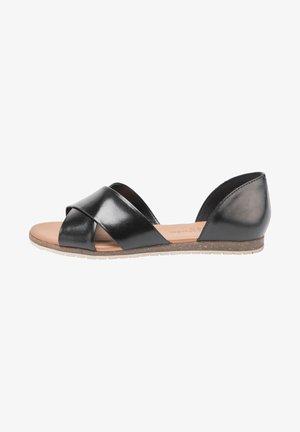 CROSS OVER  - Sandals - black