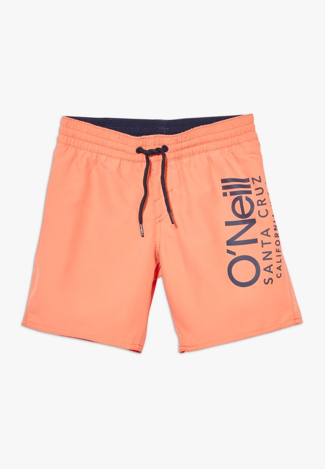CALI  - Swimming shorts - mandarine