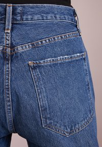 Agolde - RILEY HIGHRISE - Straight leg jeans - air blue - 5
