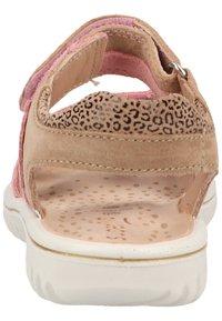 Superfit - Walking sandals - rosa/beige - 2