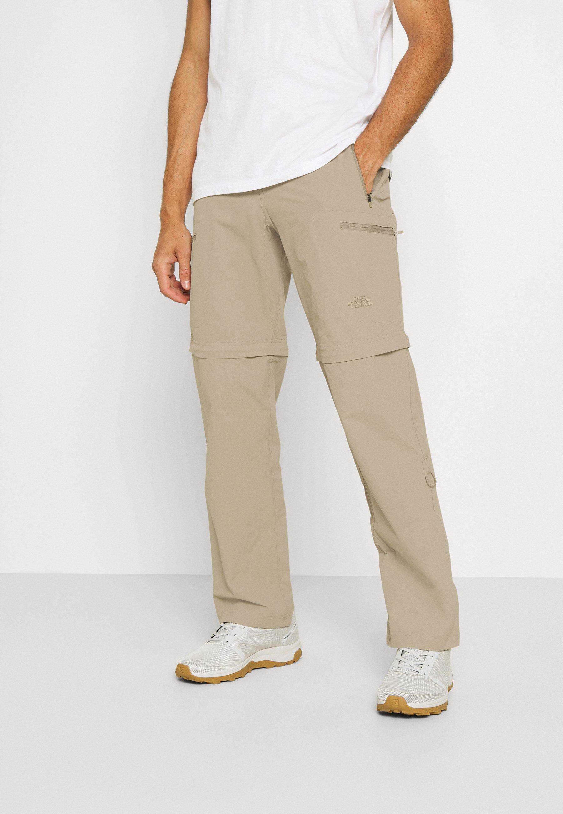 Men EXPLORATION CONVERTIBLE PANT - Trousers