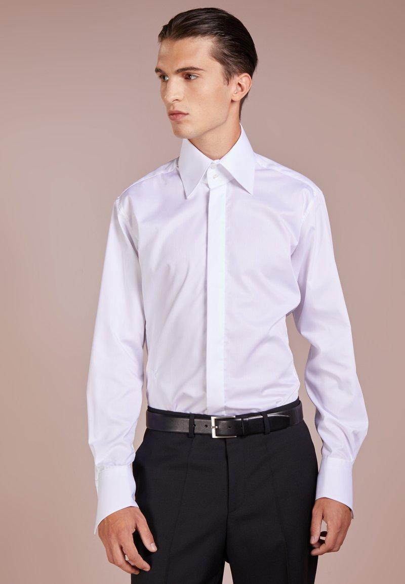 KARL LAGERFELD - Camicia elegante - white