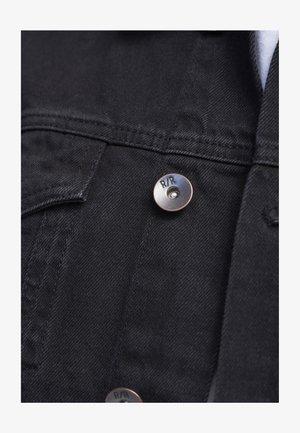 Giacca di jeans - black stone