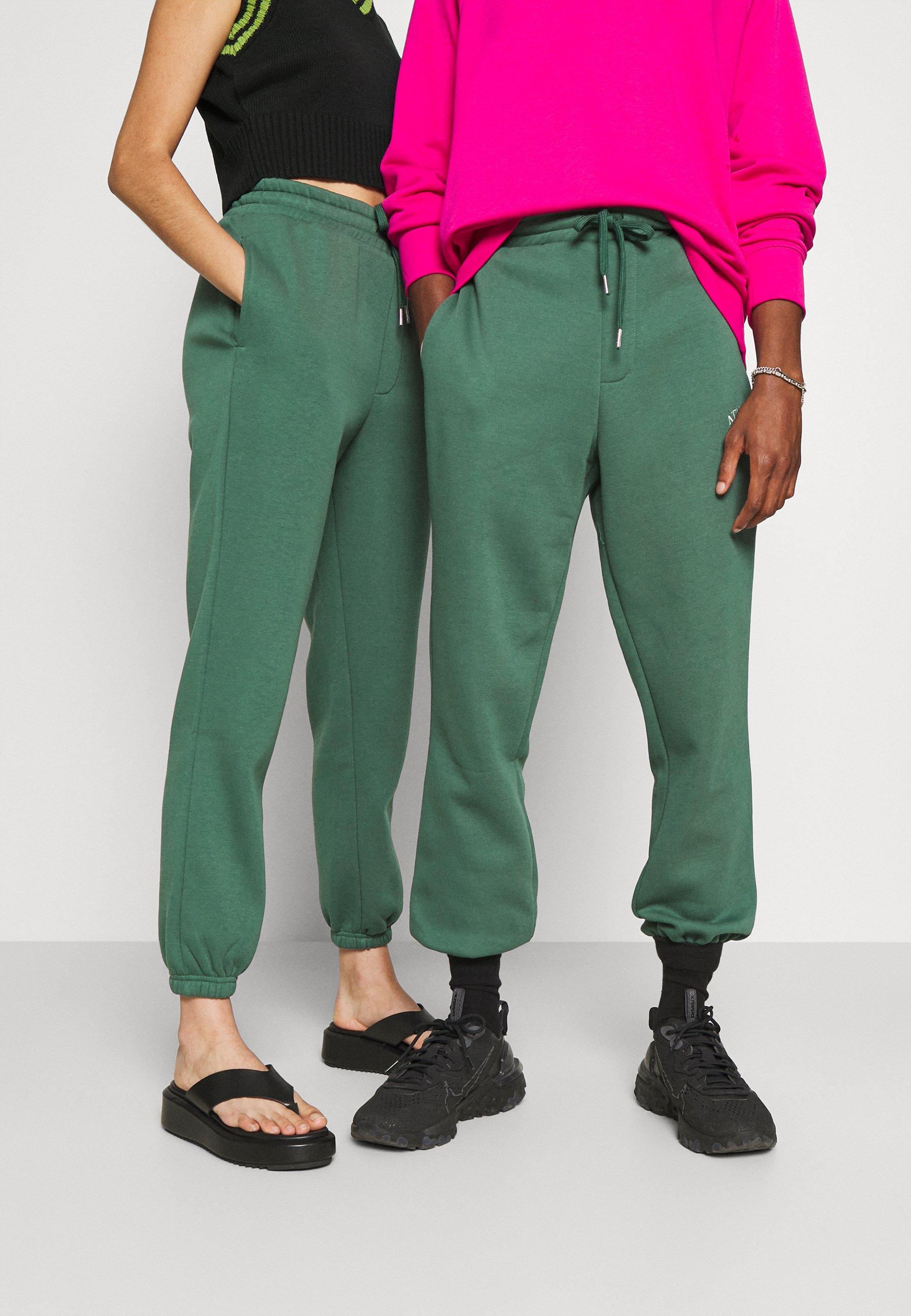 Women JJITOBIAS PANTS UNISEX - Tracksuit bottoms