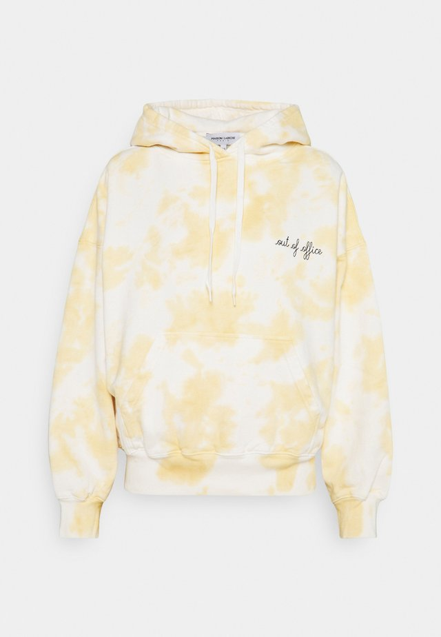 HOODIE OUT OF OFFICE - Mikina - off white vanilla