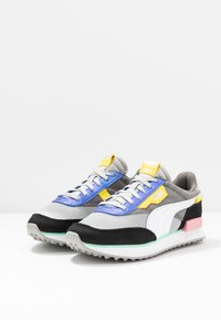 Puma - RIDER ROYALE  - Trainers - gray violet/black - 4