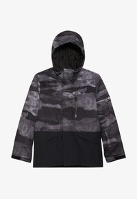 Quiksilver - MISS BLOC - Snowboardová bunda - black matte - 4