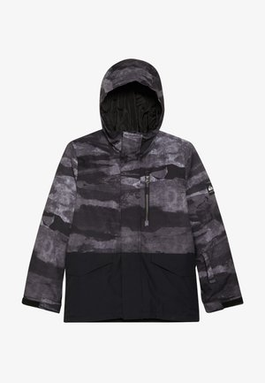 MISS BLOC - Snowboard jacket - black matte