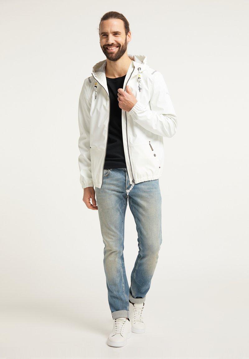 Schmuddelwedda - Light jacket - weiss