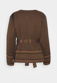 CECILIE copenhagen - SONIA - Light jacket - black/oak - 1