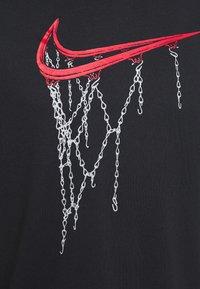 Nike Performance - DRY TEE - Print T-shirt - black - 3
