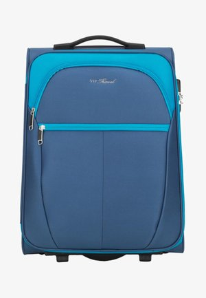 VIP KOLLEKTION - Wheeled suitcase - blue