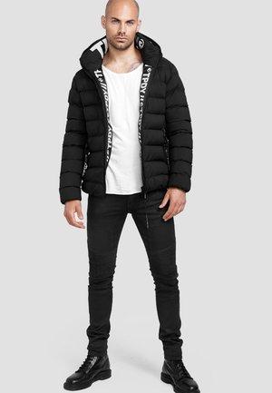 NEO - Winter jacket - schwarz