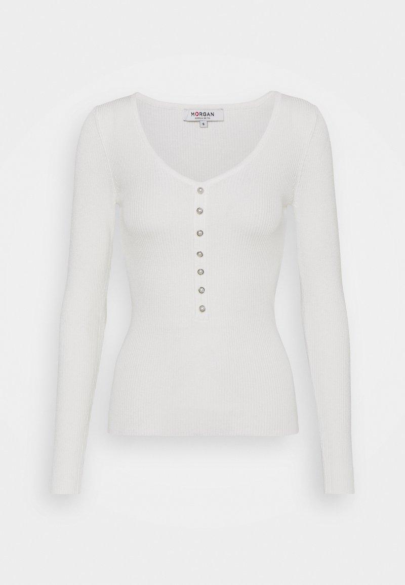 Morgan - FLORA - Svetr - off white