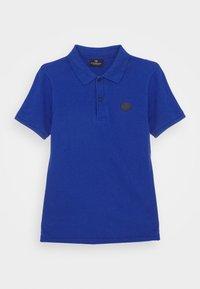 Scotch & Soda - TONAL CHEST ARTWORK - Polo shirt - yinmin blue - 0