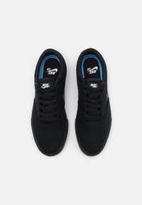 Nike SB - CHRON 2 UNISEX - Sneakers laag - black - 3