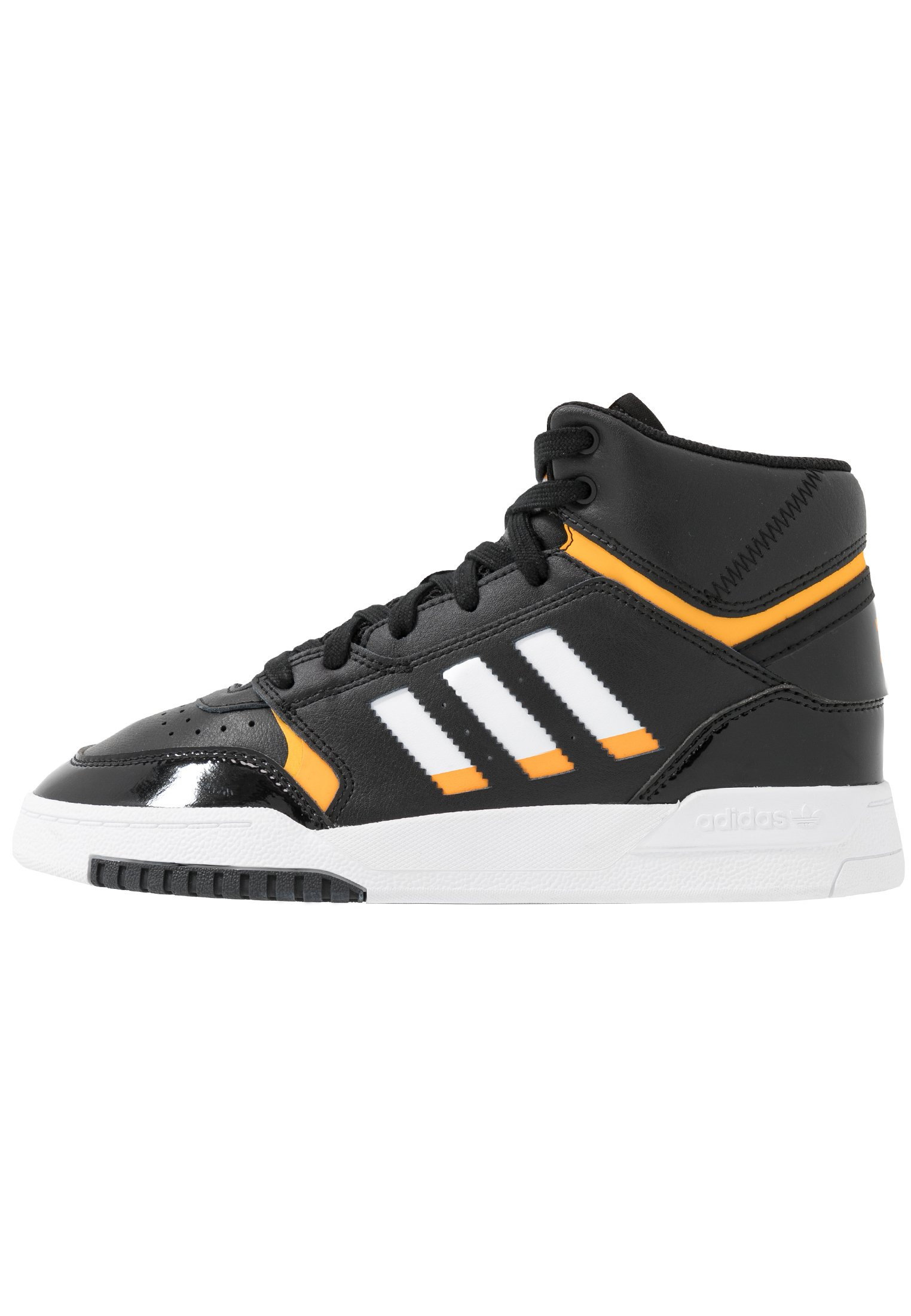 DROP STEP BASKETBALL STYLE SHOES Sneaker high core blackfootwear whitegold