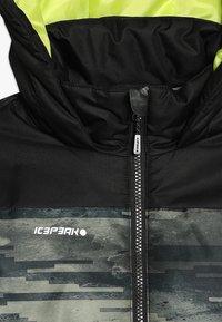 Icepeak - KELLER  - Ski jacket - dark green - 4
