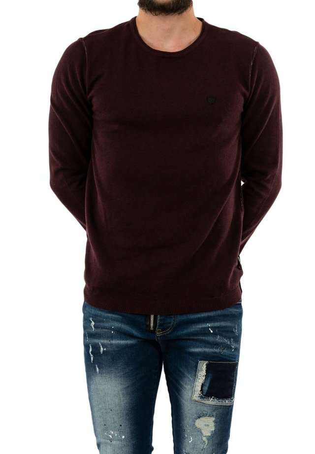 GREAT - Pullover - rouge