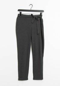 Kaffe - Trousers - grey - 0