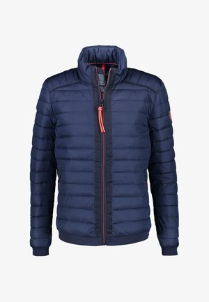 Winter jacket - blaumelange