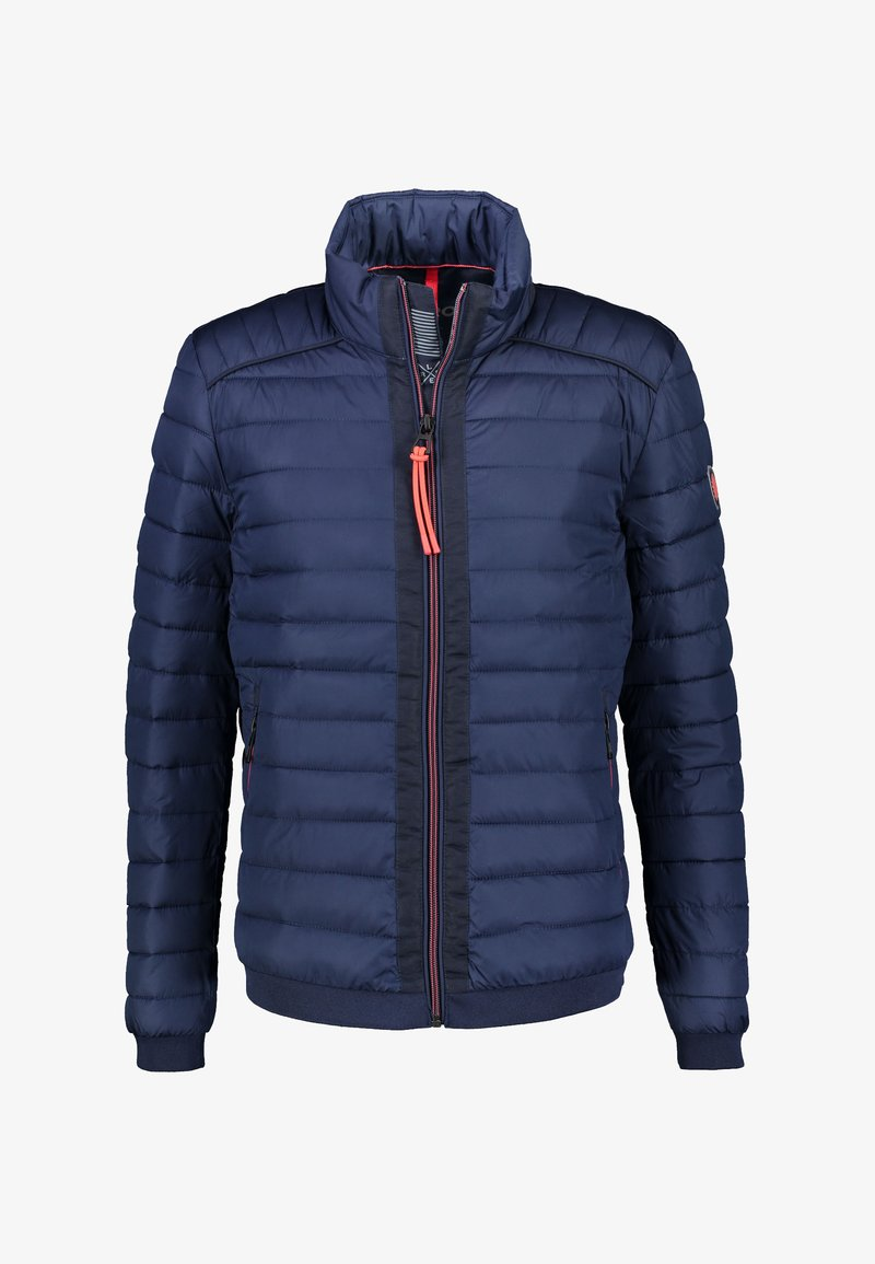 LERROS - Winter jacket - blaumelange