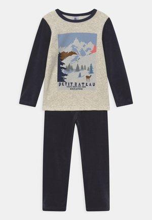 TRIGO - Pyjama set - dark blue