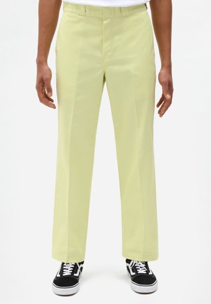 ORIGINAL 874® WORK PANT - Trousers - mellow green
